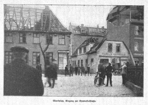 Wirbelsturm Lingen 1912