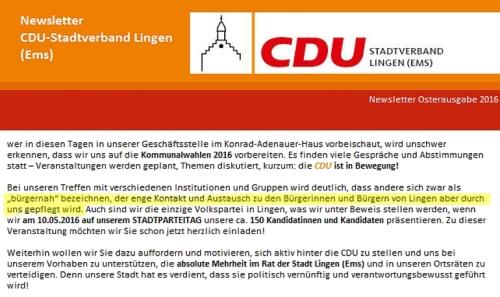 CDU-Angst