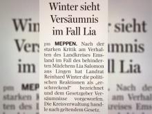 Pressemeldung Landrat Winter